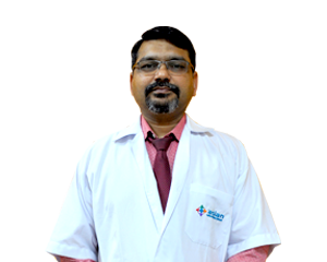 Dr. Ashutosh Shrivastava